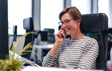 Mathilde support téléphonique