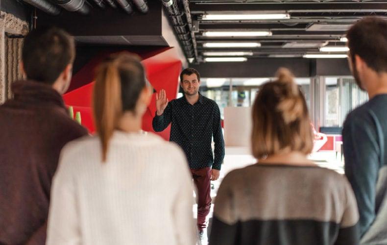 4 ideas para presentar a un nuevo empleado