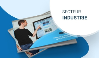 Industrie : 15 idées de publications pour votre communication interne