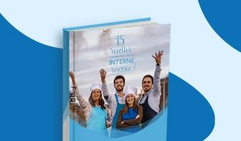 LIVRE DE RECETTES 15 recettes pour une communication interne réussie