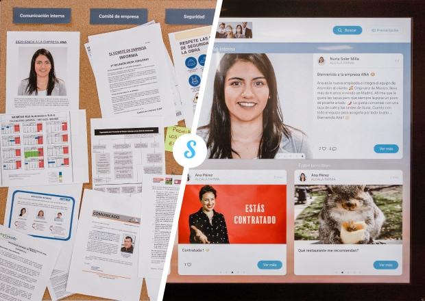Digitaliza tu tablón de anuncios