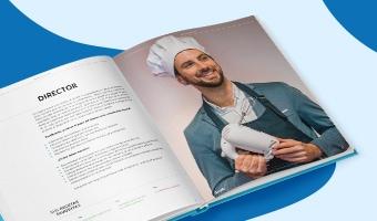 LIBRO DE RECETAS 6 recetas para una comunicación de éxito especial Director