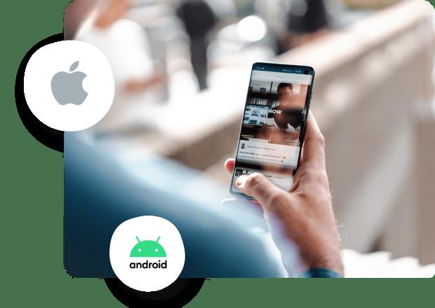 mobile app Steeple
