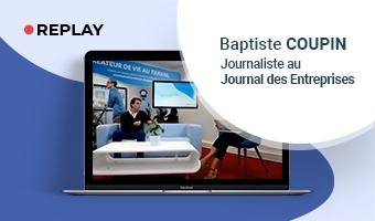 ÉMISSION WEB Le communicant interne : nouveau reporter ?