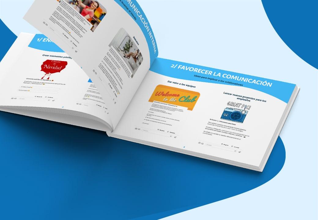 GUÍA ESPECIAL MANAGERS 14 ideas para animar la comunicación interna