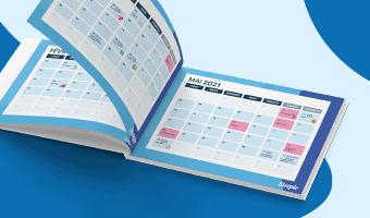 CALENDRIER 2021 50 dates-clés pour animer la com' interne