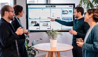 E-atelier clients Steeple
