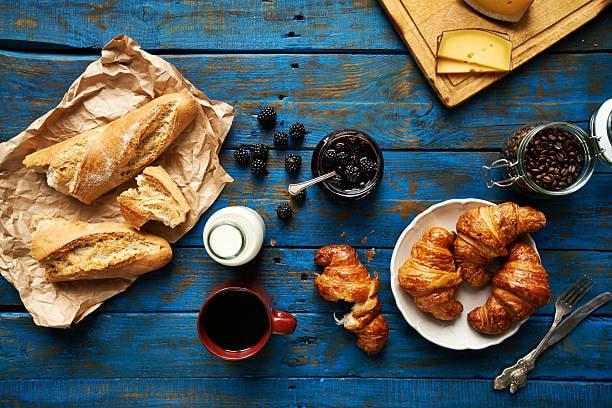 desayuno en grupo evento interno